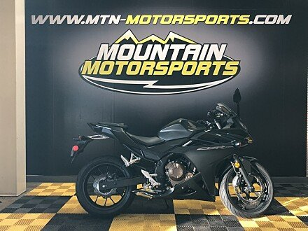 2016 Honda CBR500R for sale 200537527