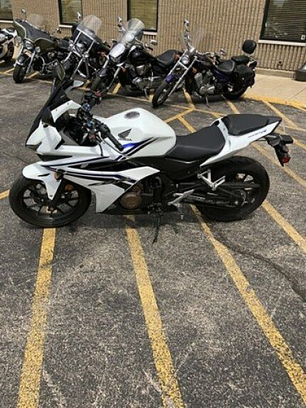 2016 Honda CBR500R for sale 200581323