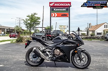 2016 Honda CBR500R for sale 200618279