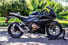 2016 Honda CBR500R for sale 200629659
