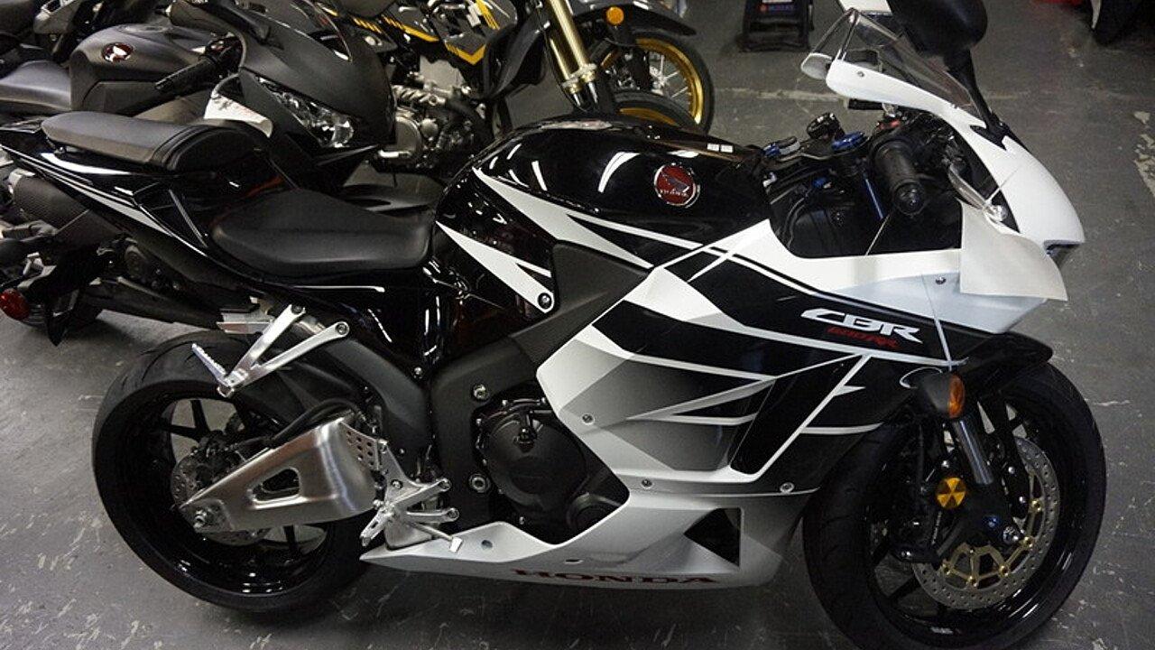 2016 Honda CBR600RR for sale 200458990