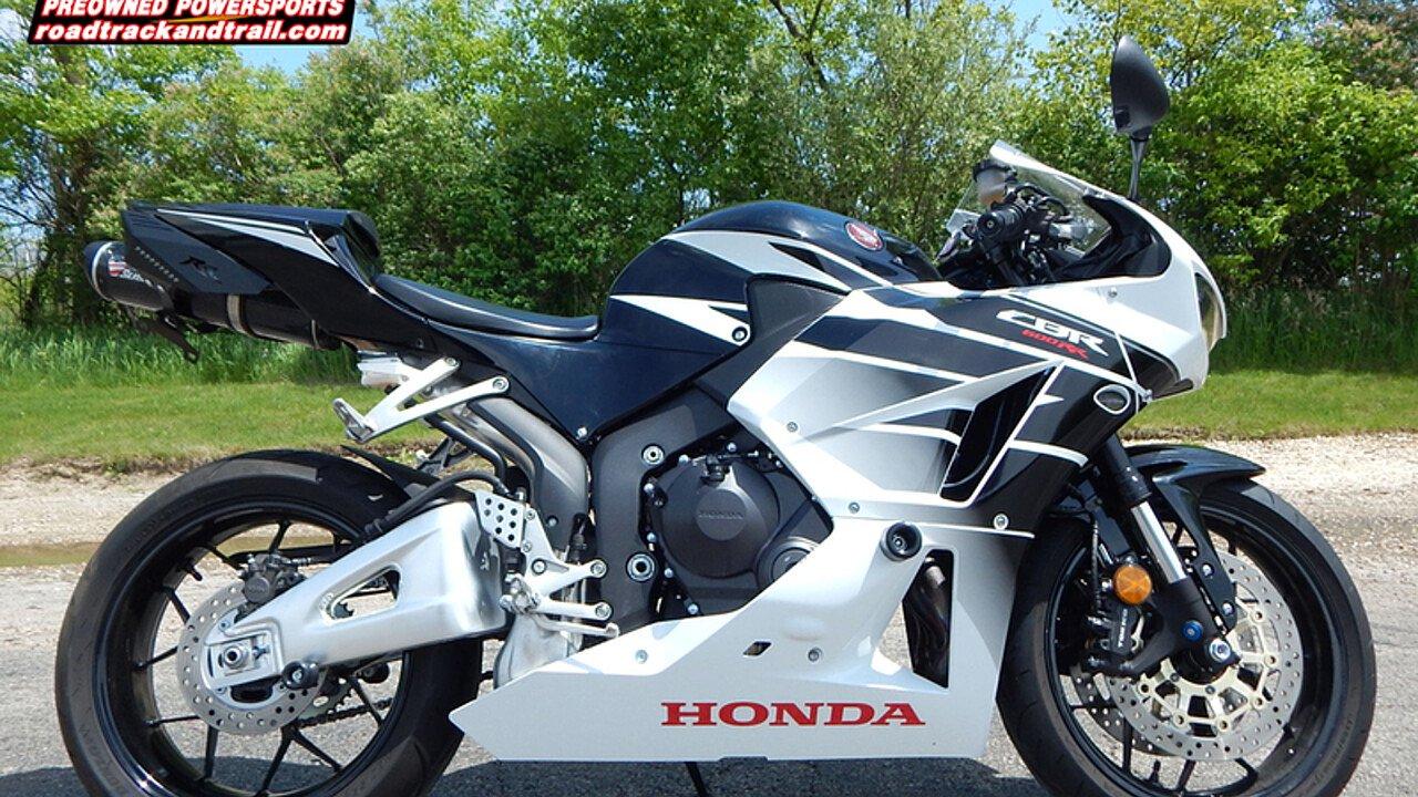 2016 Honda CBR600RR for sale 200582877
