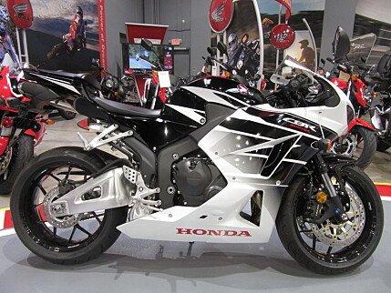 2016 Honda CBR600RR for sale 200515101