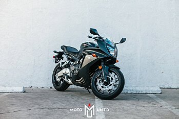 2016 Honda CBR650F for sale 200502578