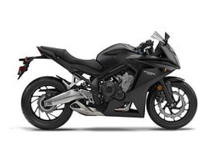 2016 Honda CBR650F for sale 200358633