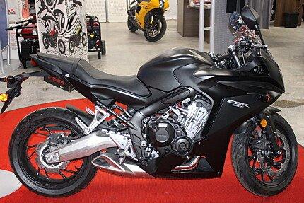 2016 Honda CBR650F for sale 200358697