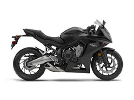 2016 Honda CBR650F for sale 200380957