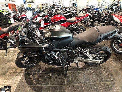 2016 Honda CBR650F for sale 200424326