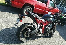 2016 Honda CBR650F for sale 200490515
