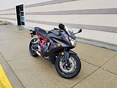 2016 Honda CBR650F for sale 200530387