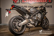 2016 Honda CBR650F for sale 200601567