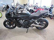 2016 Honda CBR650F for sale 200609232