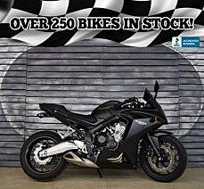 2016 Honda CBR650F for sale 200613052