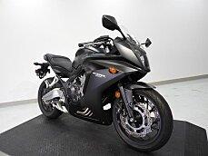 2016 Honda CBR650F for sale 200645498