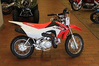 2016 Honda CRF110F for sale 200404256