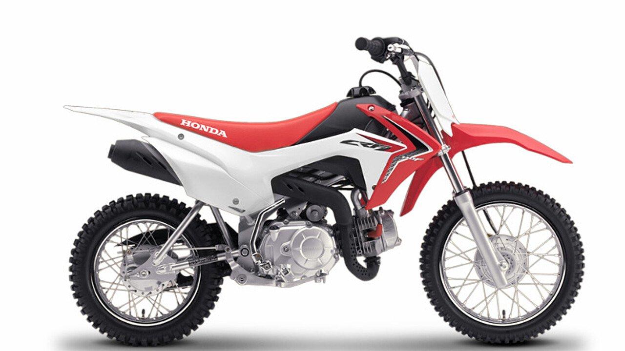 2016 Honda CRF110F for sale 200435756
