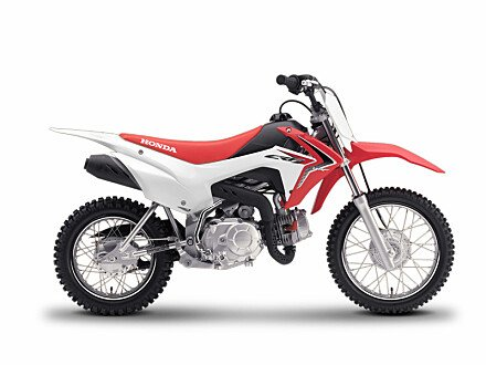2016 Honda CRF110F for sale 200604848