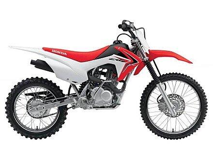 2016 Honda CRF125F for sale 200473952