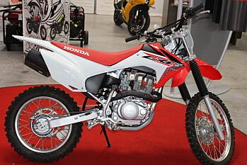 2016 Honda CRF150F for sale 200340224