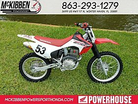 2016 Honda CRF230F for sale 200588926