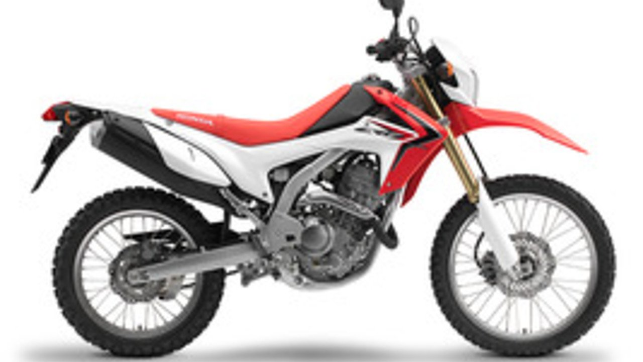 2016 Honda CRF250L for sale 200366778