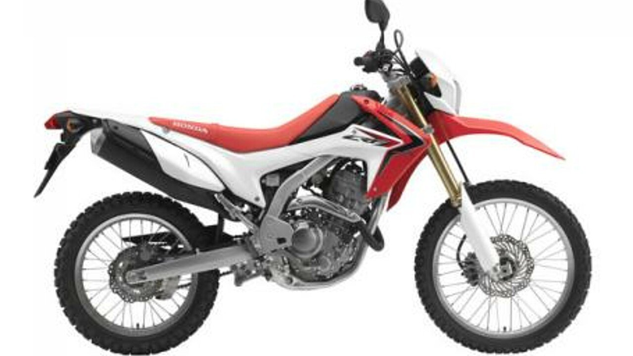 2016 Honda CRF250L for sale 200584624