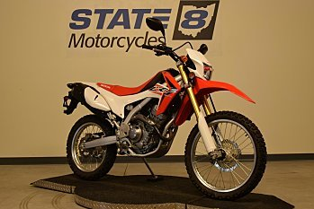 2016 Honda CRF250L for sale 200640995