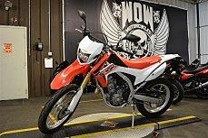 2016 Honda CRF250L for sale 200625252