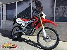 2016 Honda CRF250L for sale 200639148