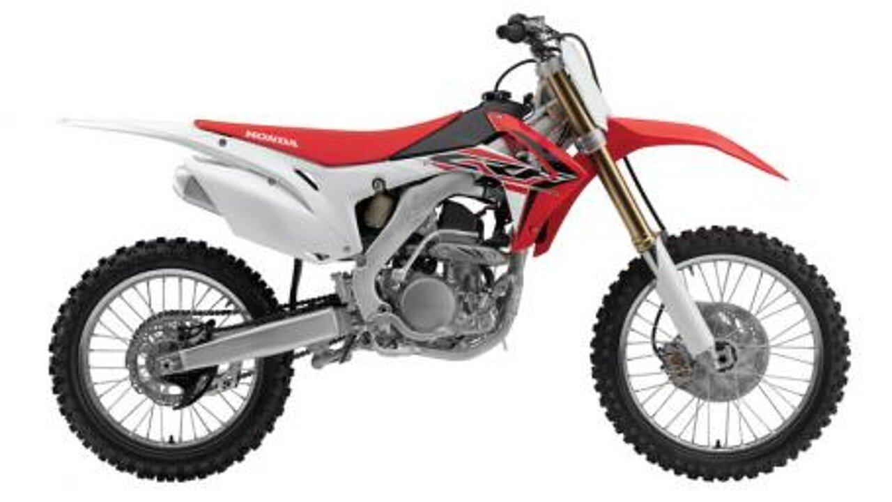 2016 Honda CRF250R for sale 200357371