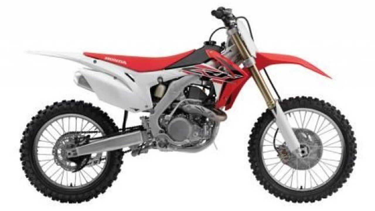 2016 Honda CRF450R for sale 200430546