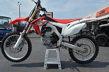 2016 Honda CRF450R for sale 200578265