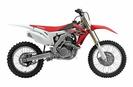 2016 Honda CRF450R for sale 200430546
