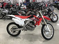 2016 Honda CRF450R for sale 200524108