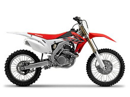 2016 Honda CRF450R for sale 200524608