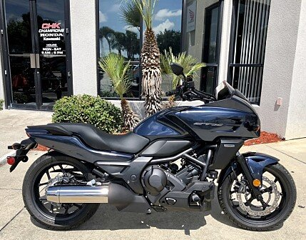 2016 Honda CTX700 w/ DCT for sale 200615163