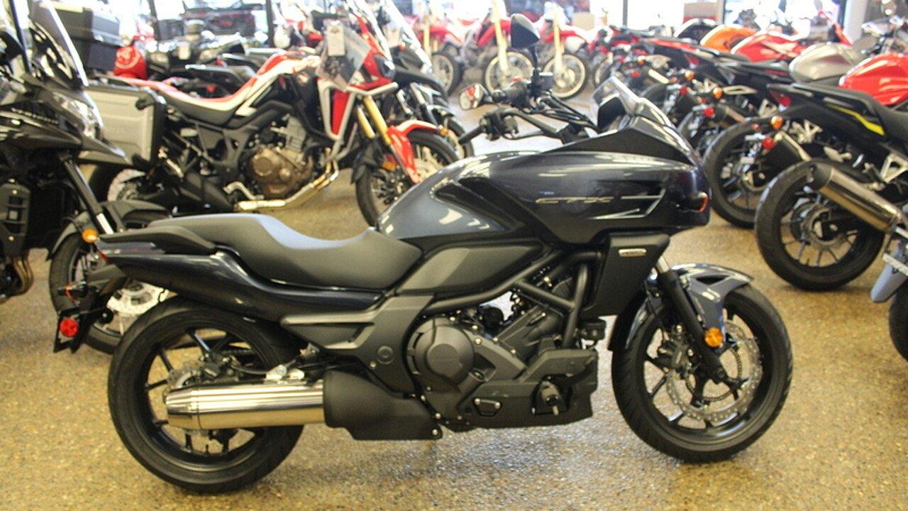 2016 Honda CTX700N for sale 200460046