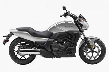 2016 Honda CTX700N for sale 200430095