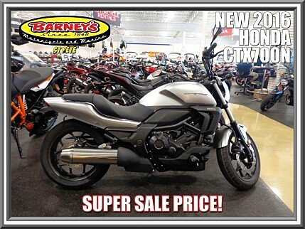 2016 Honda CTX700N for sale 200600392