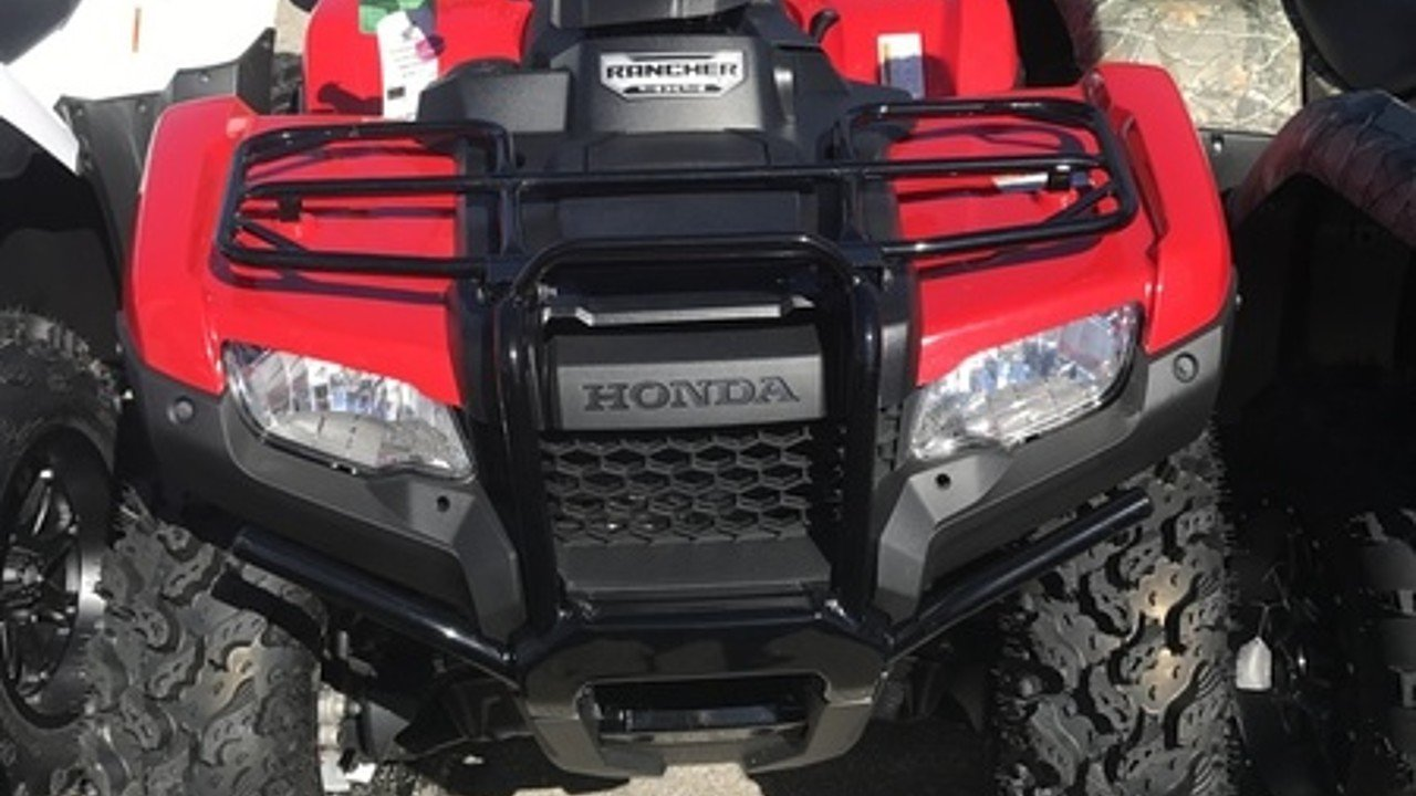 2016 Honda FourTrax Foreman Rubicon for sale 200340210