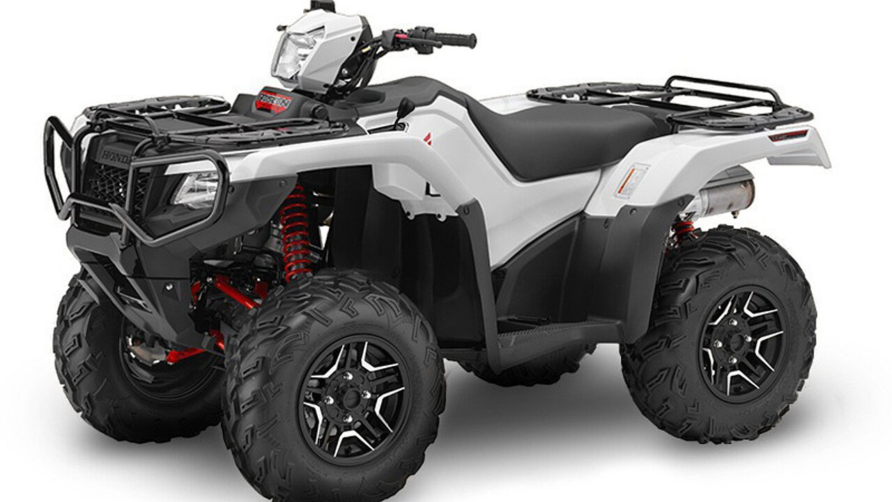 2016 Honda FourTrax Foreman Rubicon for sale 200435863