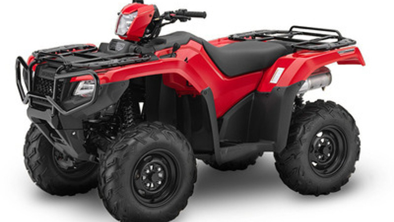 2016 Honda FourTrax Foreman Rubicon for sale 200546506