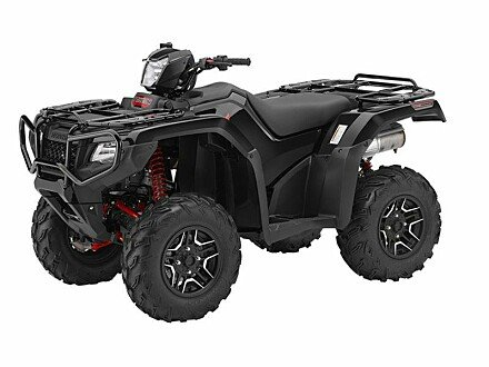 2016 Honda FourTrax Foreman Rubicon for sale 200435714