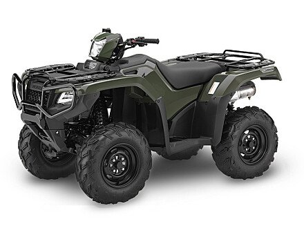 2016 Honda FourTrax Foreman Rubicon for sale 200435891
