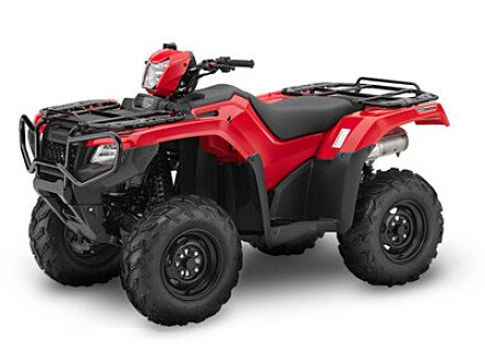 2016 Honda FourTrax Foreman Rubicon for sale 200546503