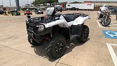 2016 Honda FourTrax Foreman Rubicon 4x4 DCT EPS Deluxe for sale 200600778