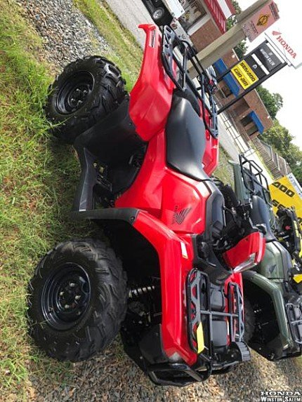 2016 Honda FourTrax Foreman Rubicon for sale 200613987