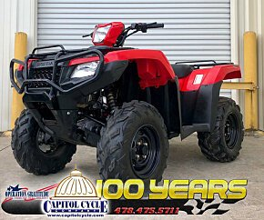 2016 Honda FourTrax Foreman Rubicon for sale 200630033