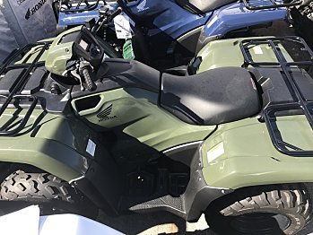 2016 Honda FourTrax Foreman for sale 200340142