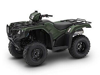2016 Honda FourTrax Foreman for sale 200356587